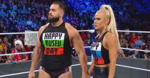 WWE選手夫妻檔Rusev與Lana投入超級英雄漫畫出版工作