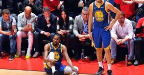 Kevin Durant 倒下!自由市場被砸了一顆震撼彈