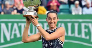 20190616 WTA 賽事精華摘要:'s-hertogenbosch/Nottingham