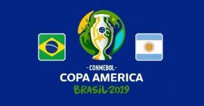 2019美洲盃四強-巴西vs阿根廷-賽前預測-不是冤家不聚首