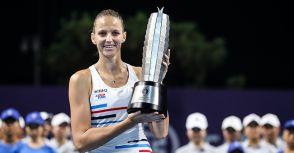 20190915 WTA 賽事精華摘要:Zhengzhou、Hiroshima、Nanchang