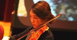 從電競領悟人生哲學的小提琴教師-曾方薇