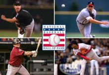 2015 棒球名人堂票選結果出爐,四名偉大球星同享殊榮