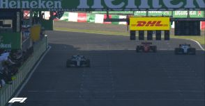 【F1】Rd.17日本GP回顧:方格旗燈出包  Perez積分失而復得