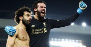英超19/20賽季-利物浦2-0曼聯-雙紅會勝出,利物浦主場千日不敗