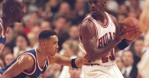 歷史上的今天:Michael Jordan 54 分神蹟擊敗尼克