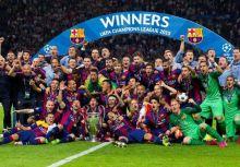 【歐冠】2014─2015賽季歐冠盃冠軍賽:尤文圖斯 vs 巴塞隆納