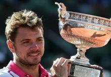 【網球】法網最後英雄戰 Stan Wawrinka勝出