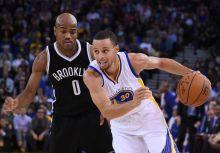 如何維持臨場手感,來看看Curry的賽前練習