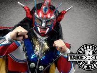世界的獸神!WWE NXT初參戰促成祕辛大公開!