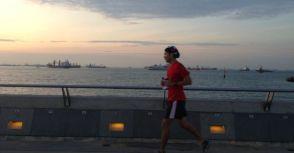 跑步21個月至今,跑過最美路線 ─ 新加坡 Marina Bay/ Gardens by the Bay
