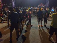 2015第一屆永安星光半程馬拉松。半馬