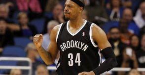 籃網是 Paul Pierce 簽約巫師的推手?