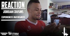 查爾頓最新最高科技360度鏡頭,令你致身現場一樣!