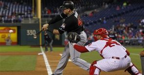 【'15 Season Review】2015年邁阿密馬林魚回顧:一壘手