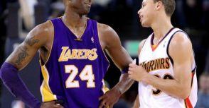 湖人名宿Jerry West:「Curry與Kobe非常相似。」