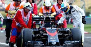 McLaren-Honda有辦法在寒假解決引擎問題嗎?