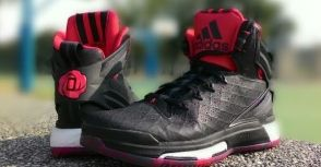 "[REVIEW] Adidas D Rose 6 Boost ""Away"" 鞋評"