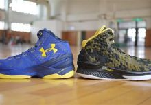 【Review】Under Armour - Curry Two VS Curry One