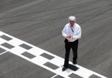 Ecclestone預期會「在之後幾個月」賣掉F1