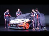 現代發表「史上最短命」WRC賽車i20 WRC