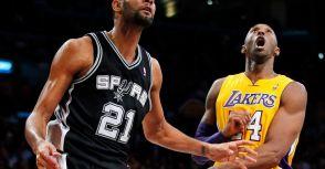 同樣偉大,卻截然不同:Kobe & Duncan
