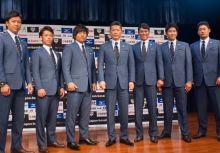 2016年台日交流賽日本武士隊成員介紹