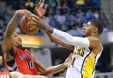 NBA季後賽運彩分析,溜馬 vs 暴龍