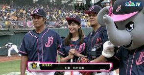 中信兄弟棒球女孩主題日 再次成功打造棒球新亮點