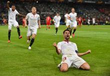 塞維利亞瘋狂逆轉  歐霸三連霸