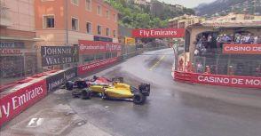 【F1】Rd.06摩納哥站回顧:俄羅斯魚雷再現,Sauber車隊的自相殘殺