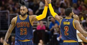 2016 NBA Finals G5: LBJ+Irving,騎士延長戰線