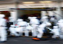 【F1】倏忽即逝,Williams車隊驚人的維修站換胎時間紀錄!