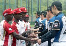 【譯文】西非選拔隊 vs. 日本火腿OB,一場別具意義的比賽