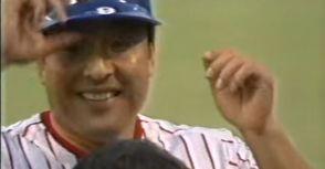 日本一史上首位再見滿貫砲的打者--杉浦享