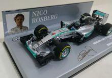 [分享]世界冠軍Nico Rosberg F1 戰駒回顧 (Nico Rosberg 's F1 car)