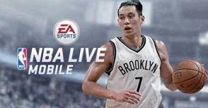 《NBA LIVE Mobile》首版更新上線 Jeremy Lin登上亞洲版封面球星
