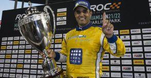 【ROC】個人賽:He Is Number Juan,Juan Pablo Montoya首度參戰即奪冠!
