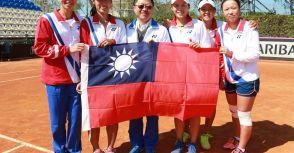聯邦盃》世界二組升降賽不敵義大利 台灣重回亞大區一級