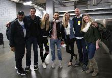 在哥哥關愛下闖出一條籃球路,Stephen Curry的另一個妹妹-Cameron Brink