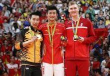 解析里約奧運男單金牌戰贏球的秘密:李宗偉與諶龍之戰