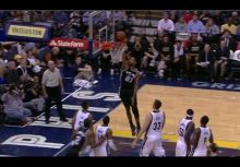 [影片] Tim Duncan 大三元,史上第二老