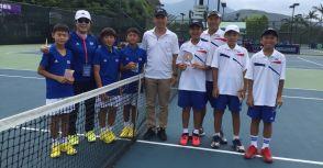 U12男》U12男子小將出征深圳參賽東亞預選賽,首戰敗北韓國明戰蒙古