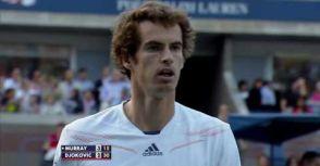 暴風雨—四大天王與2013年男子網壇:美網冠軍Andy Murray,終於