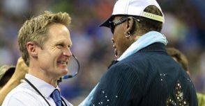 Rodman:Kerr是好教練?他還不夠格勒