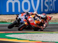 【MotoGP】亞拉岡站:Marquez:輪胎賭注是擊敗Dovizioso的「唯一機會」