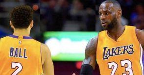 即將滿34歲的LeBron James,第一場就這麼血汗