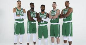 Celtics課題:逐步磨合,保持健康。
