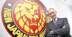新日本職業摔角新任執行長親自回應新日本「歐美化」疑慮