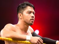 Hideo Itami主動向WWE提出解約要求